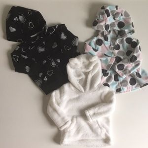 Baby Girl Lot Of 3 pieces